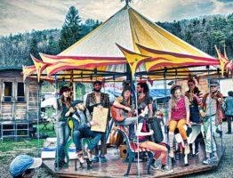 Keck Stage: Kolotoc