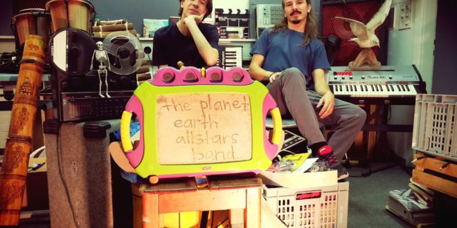 Keck Stage: The Planet Earth All Stars Band