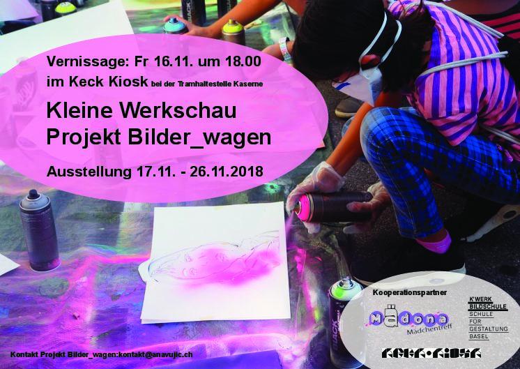 Kleine Werkschau Projekt Bilder_wagen