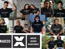 Radio X – Woche Gegen Rassismus