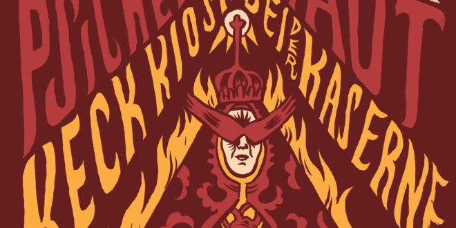 Keck Stage: KLANGKLINIK (psychedelic kraut)