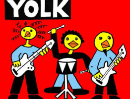 Keck Stage: Yolk