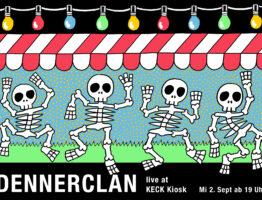 Keck Stage Konzert – DENNERCLAN